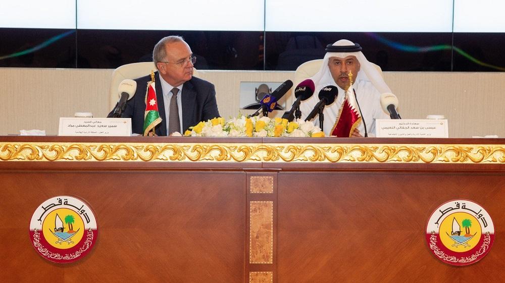 """وزير العمل لـ""""الانباط"""" : ألف فرصة عمل فعلية خلال شهرين في قطر"""